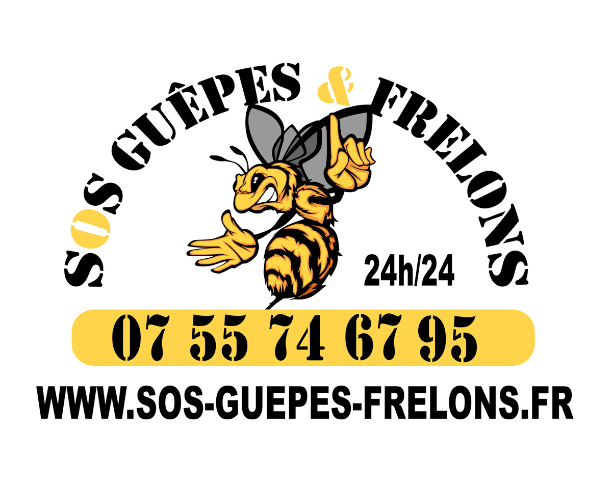 SOS Guêpes et Frelons